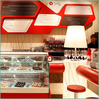 <B>LAVAZZA</B> ABRE UN NUEVO COFFEE SHOP <i>ESPRESSION</i> EN BARCELONA